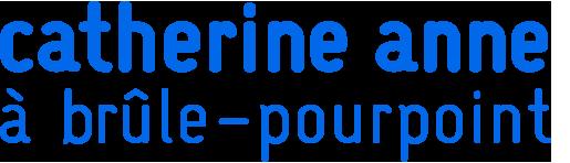 logo catherine anne