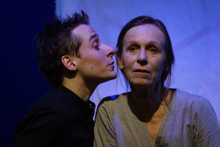 Pol Tronco et Catherine Anne